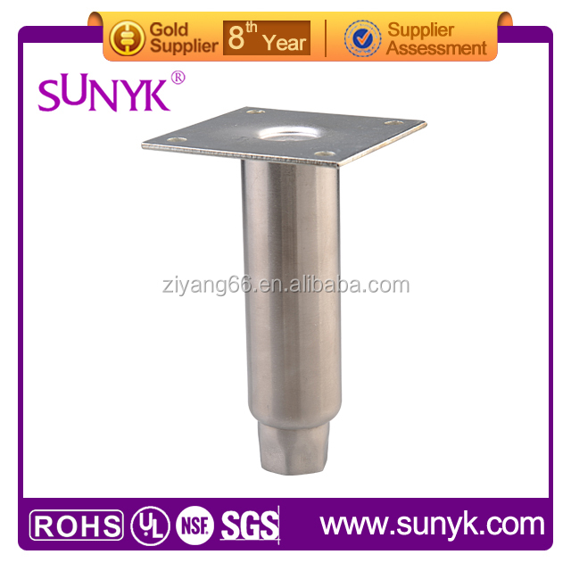 rubber feet for chair chicken pressure fryer machine table legs adjustable leg