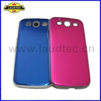 New Design Aluminum Case,Aluminum Metal Hard Case Cover for Samsung Galaxy S3 I9300,More Colors Available,Laudtec
