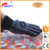 2017 Updated Heat Resistant Custom Oven Mitts High Quality Silicone Knitted Barbeque Finger Gloves