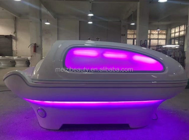 Multifunctional far infrared therapy spa capsule hotel machine
