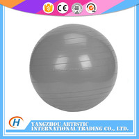Wholesale PVC yoga ball with pump, 45cm inflatable bouncy ball