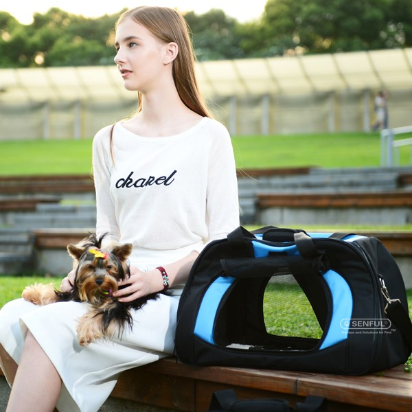 pet dog cat travel carrier