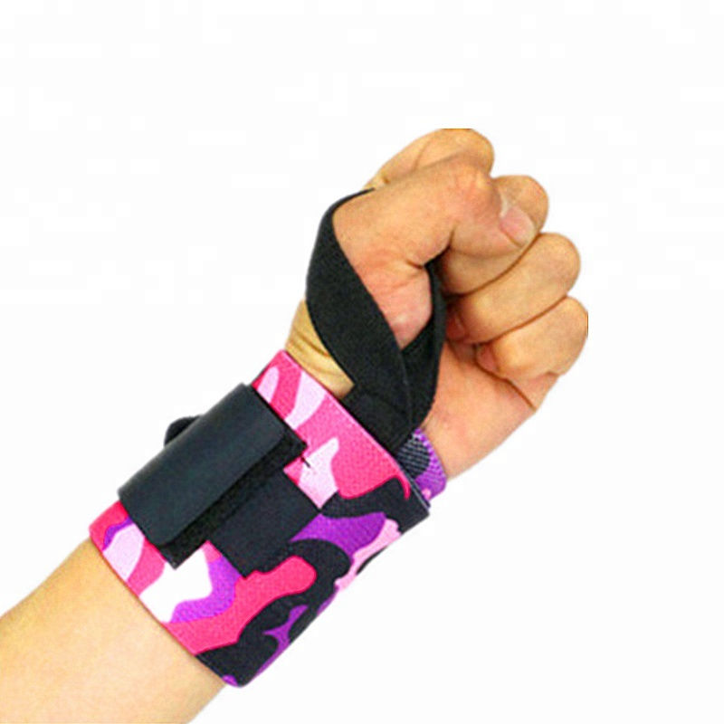 Athletics Wrist Wraps Best Support For Weightlifting Bodybuilding Powerlifting Strength Training
