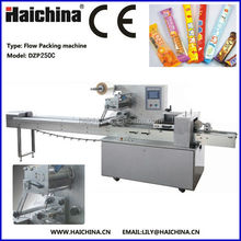 DZP250C High Speed Horizontal Chocolate Flow Wrapping machine