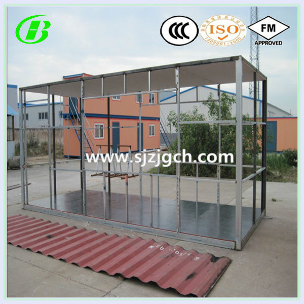 High quality small movable container house