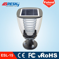 Rechargable Solar Light Lamp Fixture Kit