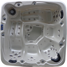 Best Selling outdoor drop in round hot tub,outdoor spa aristech balboa,used swim spa