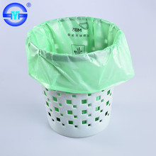 Wholesale Biodegradable pa/pe heavy duty plastic rubbish bags for firewood