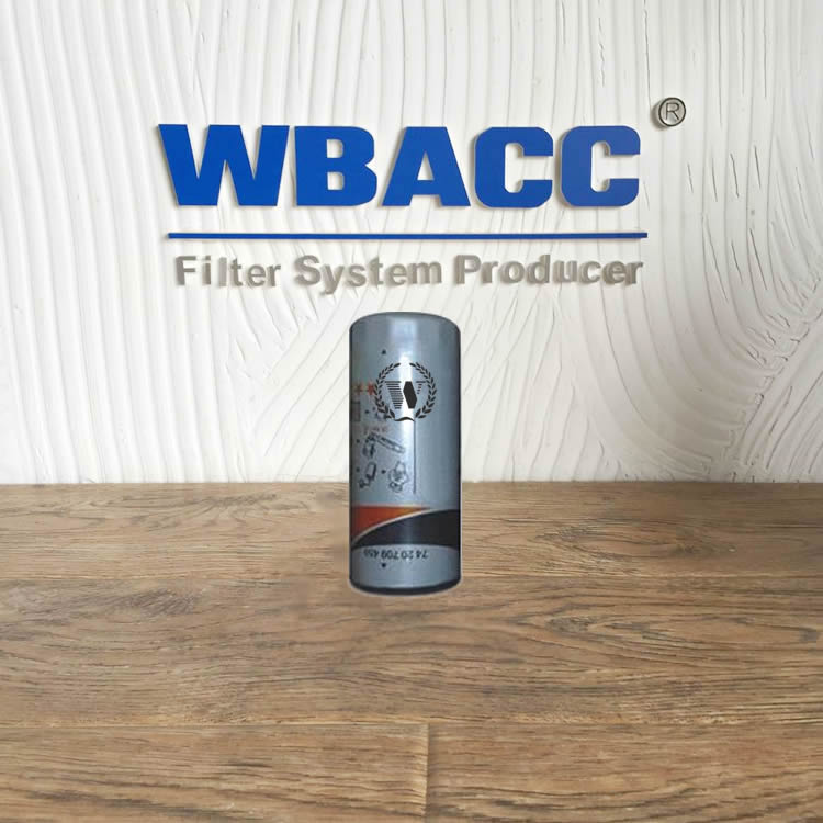 WBACC FILTER AUTO ENGINE PARTS OIL FILTER 7420709459 20709459 FOR RENAULT