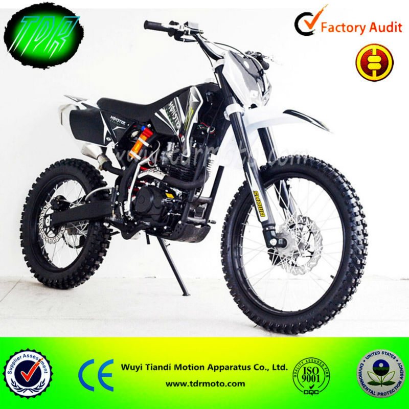 Hot sale High Quality Dirt bike KTM Electric & Kick start 250cc dirt bike pit bike motorcycle for sale cheap