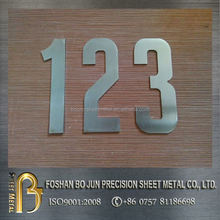 China Manufacturer quality product customized letter laser cutting home decoration