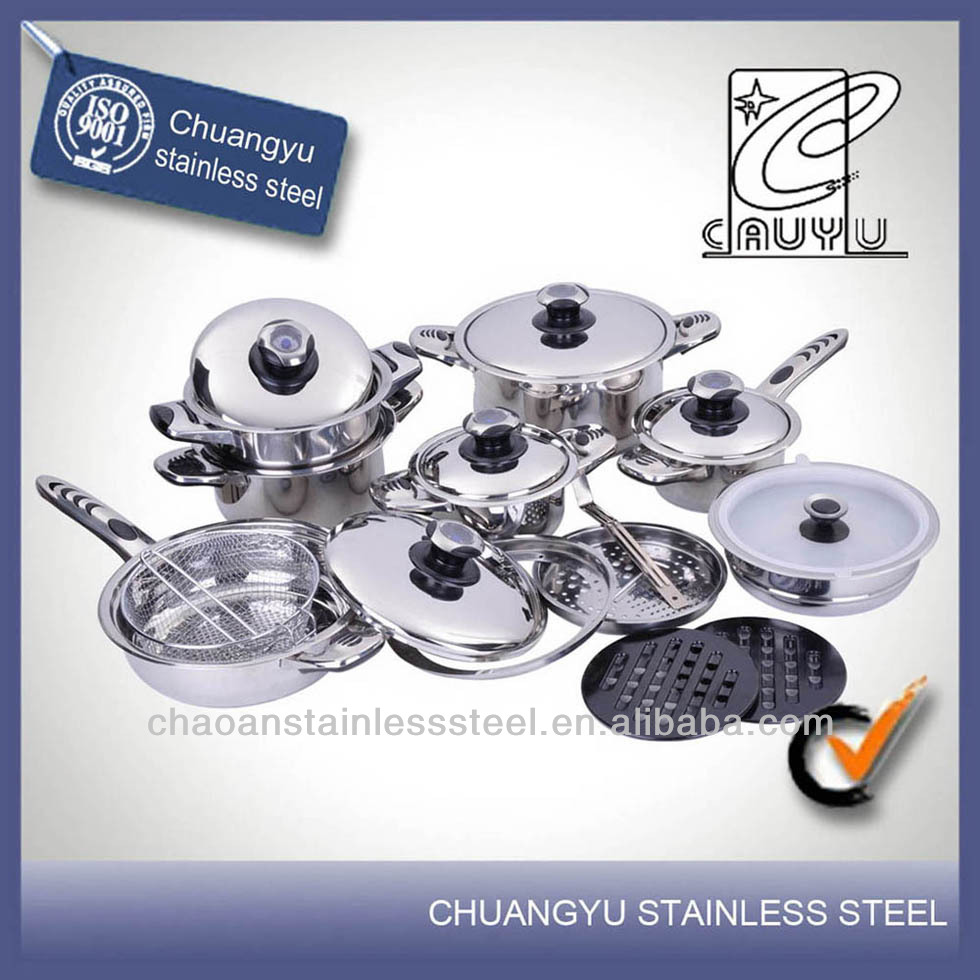 stainless steel china mayer house cookware