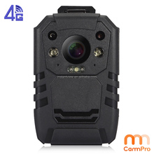 China Factory 1296P 32GB Storage long time recording live streaming body camera with 4G Wifi GPS