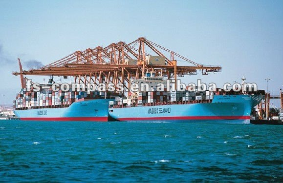 Ningbo shipping to egypt with maersk vessel tracking(one-stop service)