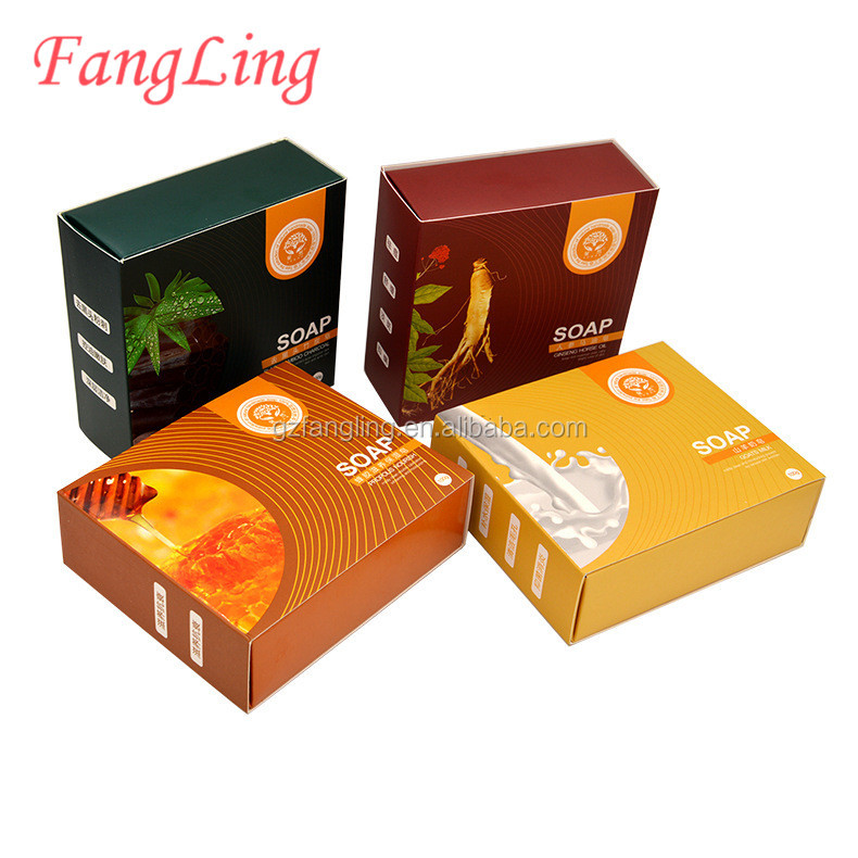 Latest style multiple mix ginseng goat milk propolis bamboo charcoal skin natural whitening handmade body soap
