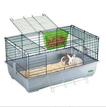 Galvanized Rabbit Hutch