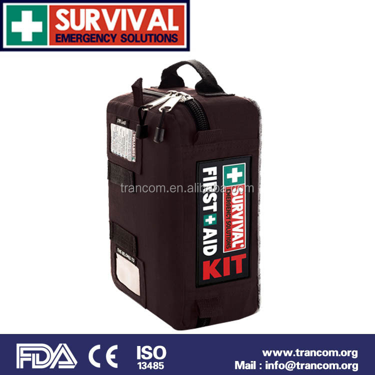 SURVIVAL First Aid Kit (with FDA/CE/TGA) SES01---HOME/WORKPLACE KIT