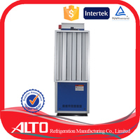 Alto A-1800 duct type air handling low energy consumption 1800 liter per day thermoelectric rotary compressor dehumidifier