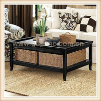 exotic home goods coffee table antique style