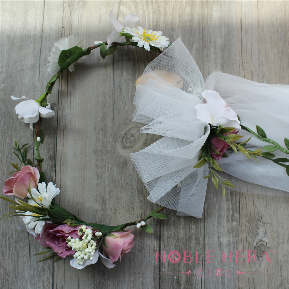 China Wreath With Flowers, China Wreath With Flowers Manufacturers ...
