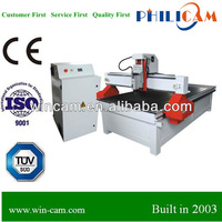Wood/PVC/MDF/ cnc engraving milling machine frame