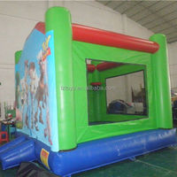 Inflatable Bouncer princess , LZ-A1147 Inflatable Bouncer/bouncy house/Inflatable castle for kids