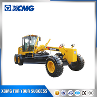 XCMG official GR165 125kw good quality small motor graders for sale