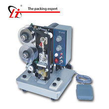 Thermal ribbon printer labels printing machinery hot stamping electrical print expiration expiry date codes coder