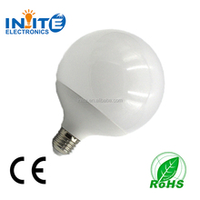 15W Big bubble Ball Bulb G95 Led indoor light E27 led high power global lamp with CE