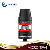 100% Original Smok Mirco TFV4 Plus Tank 5ML RDA drip tip Micro TFV4 tank in Stock
