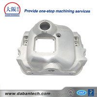 CNC Milling Diving Camera Metal Case, Waterproof Camera Machining Parts