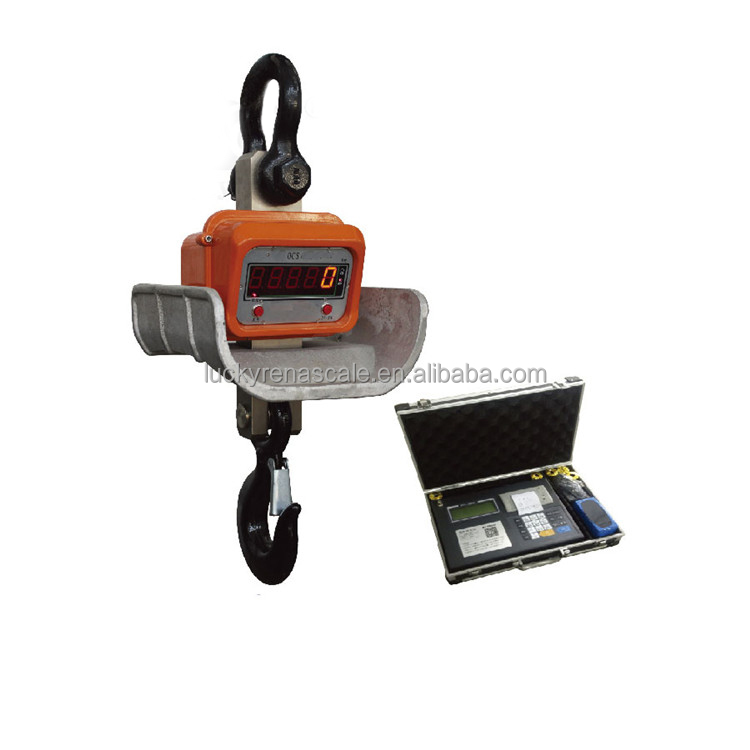 OCS-A WIRELESS HIGH TEMP CRANE SCALE with 9800 B INDICATOR