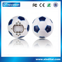 Funny best price recordable sound soccer shape bottle opener