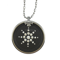 2017 Newest Popular Negative Ions Quantum Energy Pendant With OEM Logo