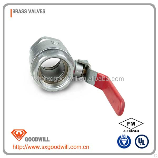 motor-driven cast iron ball valve dimensions