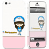 Beautiful design cell phone skin sticker in superior good quality