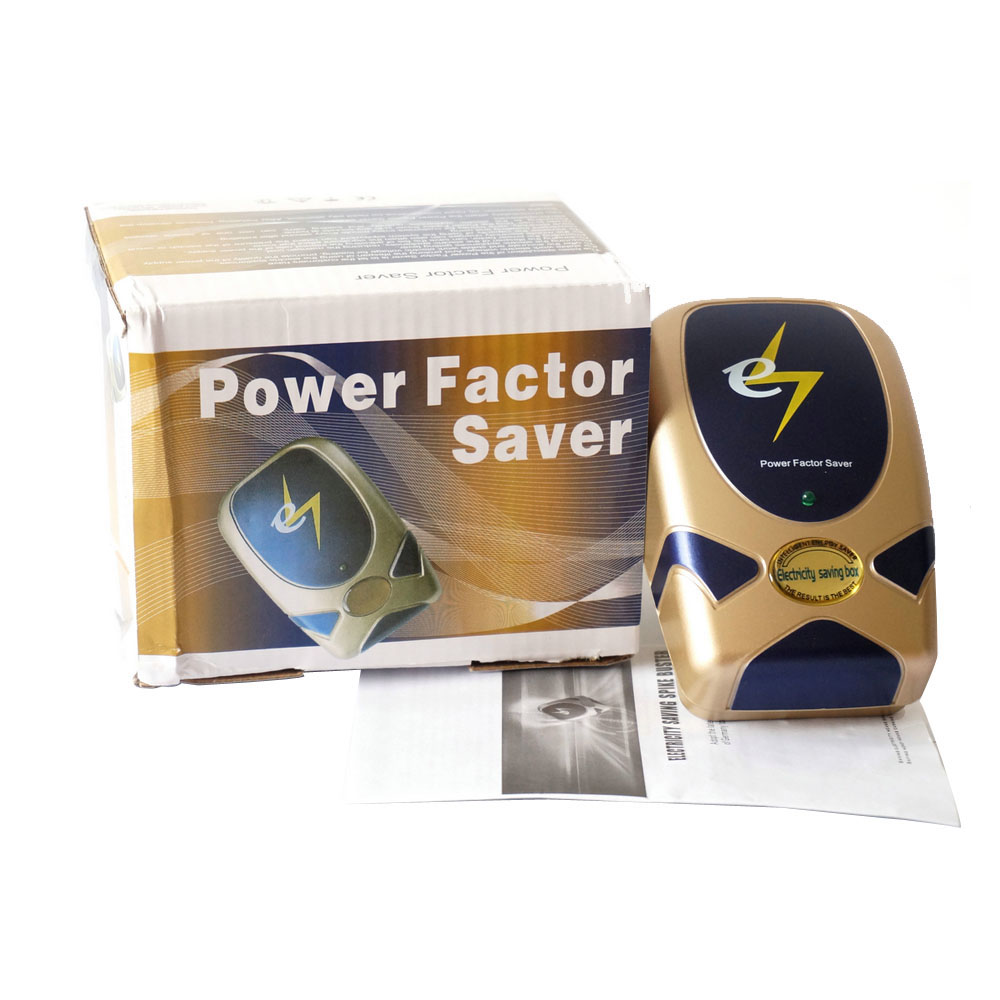 Electricity saving box ,power saver Top selling and low price single phase used for home