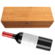Christmas best gifts bamboo wine wood box packaging