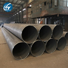 Q235B Q345B Black Round STEEL Metal Carbon Steel Pipes FOR WATER TRANSPORT