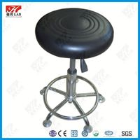 Pretty durable mental laboratory furniture/lab stool