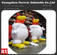 2015 Hot-Selling Inflatable Roosters Model