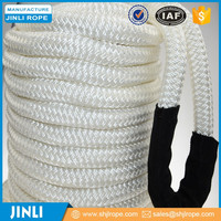 (JINLI ROPE)Recovery rope/tow strap with hooks/tow strap