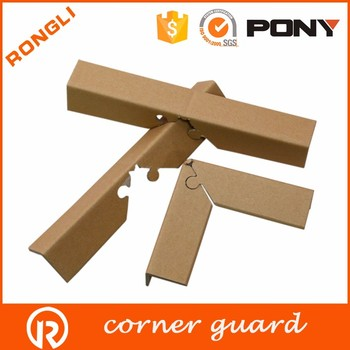 Hot sale cheap customizable edge protection corner paper for packaging