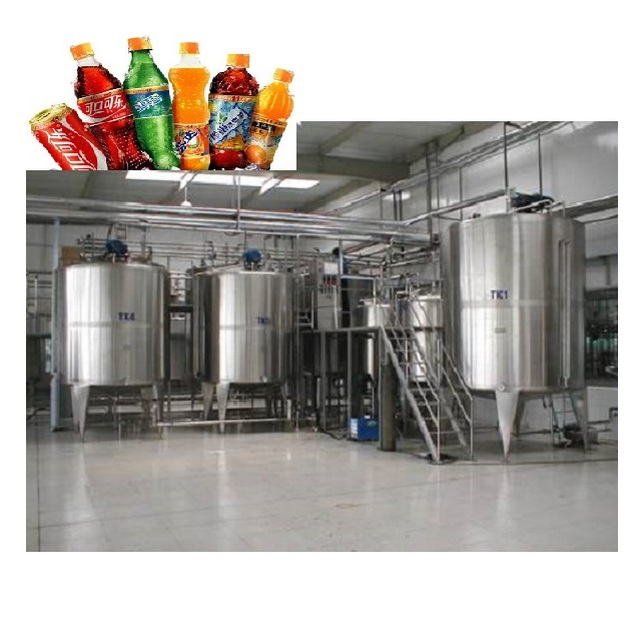 Beverage Production Line/Carbonated Drinking Equipment