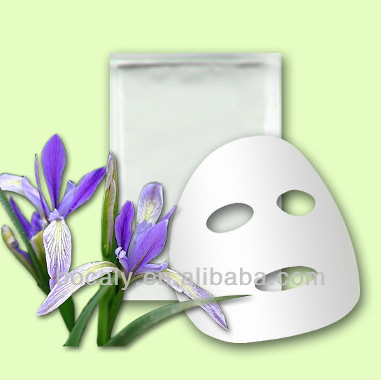 Orchid Whitening Facial Mask Whitening Skin Care New Gifts Products 2012 Corporate Women Gifts Creative Gift