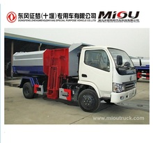 High Quality Cheap Custom 2 Tons Capacity Garbage Trucks for sale