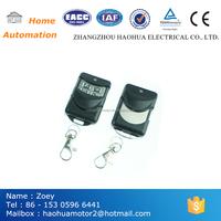 433mhz rolling code wireless remote control