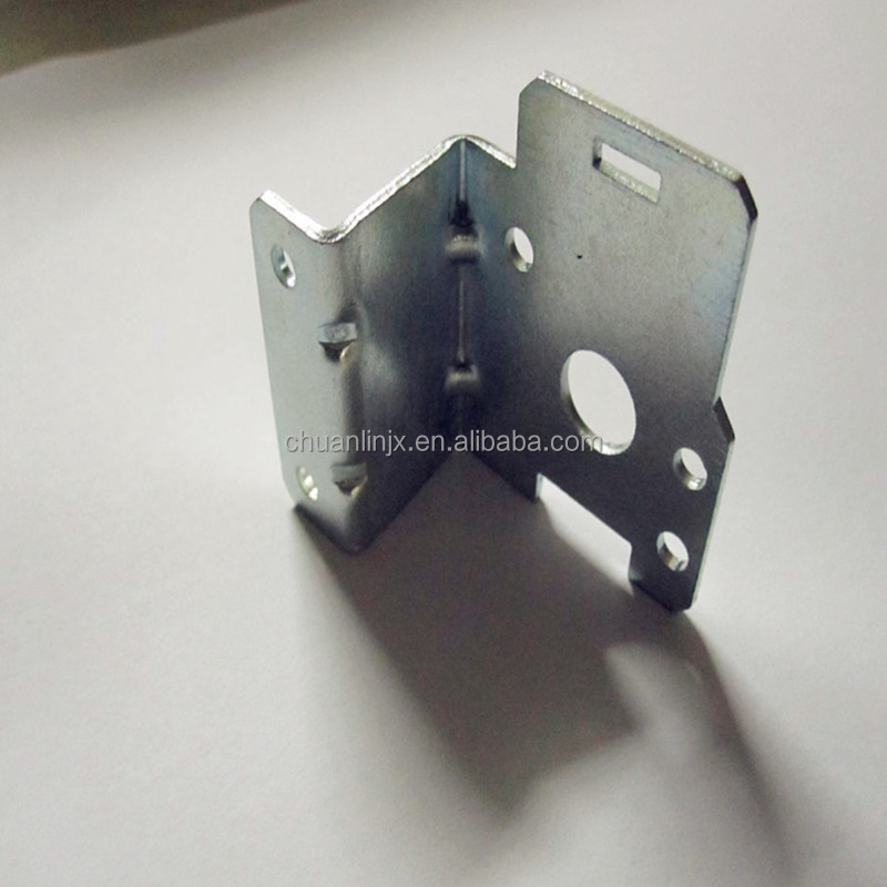 OEM customized made precision sheet metal laser cutting parts
