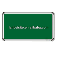 solid non magnetic chalk boards in green and black boards