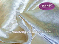knitting polyester velvet fabric for curtain